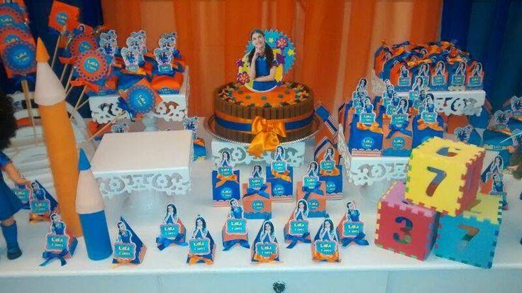 Diartes Festas Infantis: Chiquititas Clean