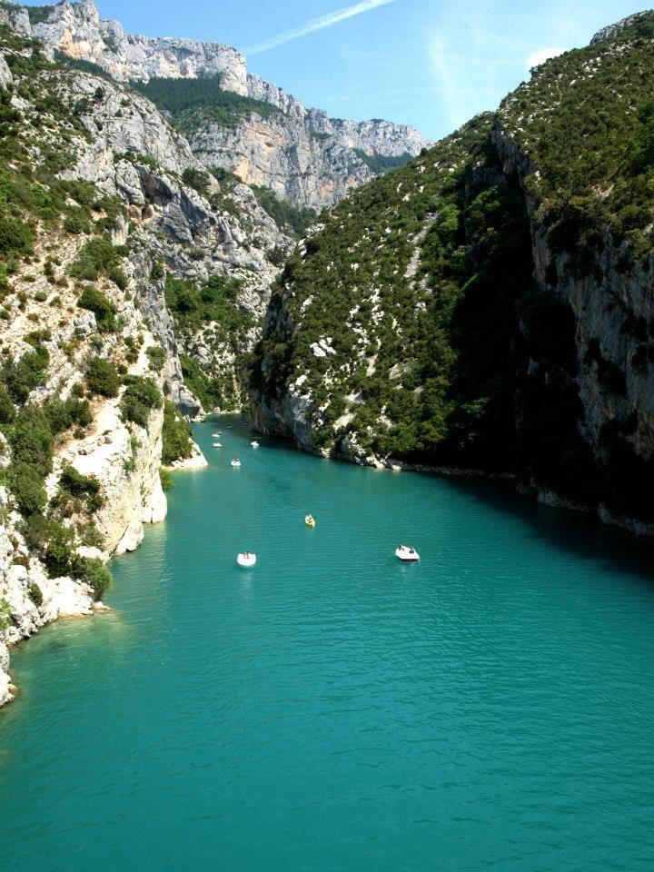 FRANCE - Canyon du Verdon