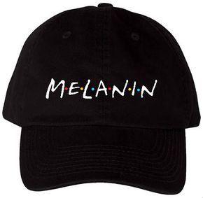 """""""Friends"""" Melanin Dad Hat"""