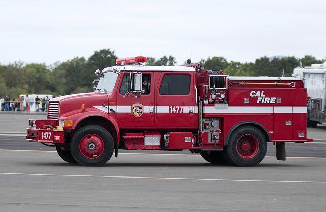 CalFire Trucks | Cal Fire Truck | Flickr - Photo Sharing!