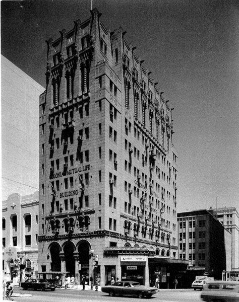 Lost Perth -- CMLA Building