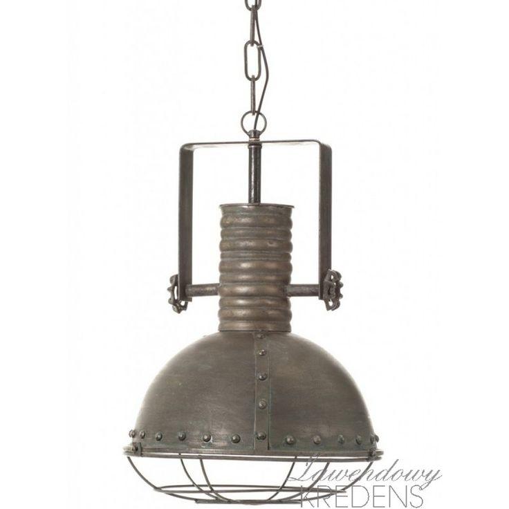 Oryginalne lampy w stylu industrialnym dostępne na www.lawendowykredens.pl!