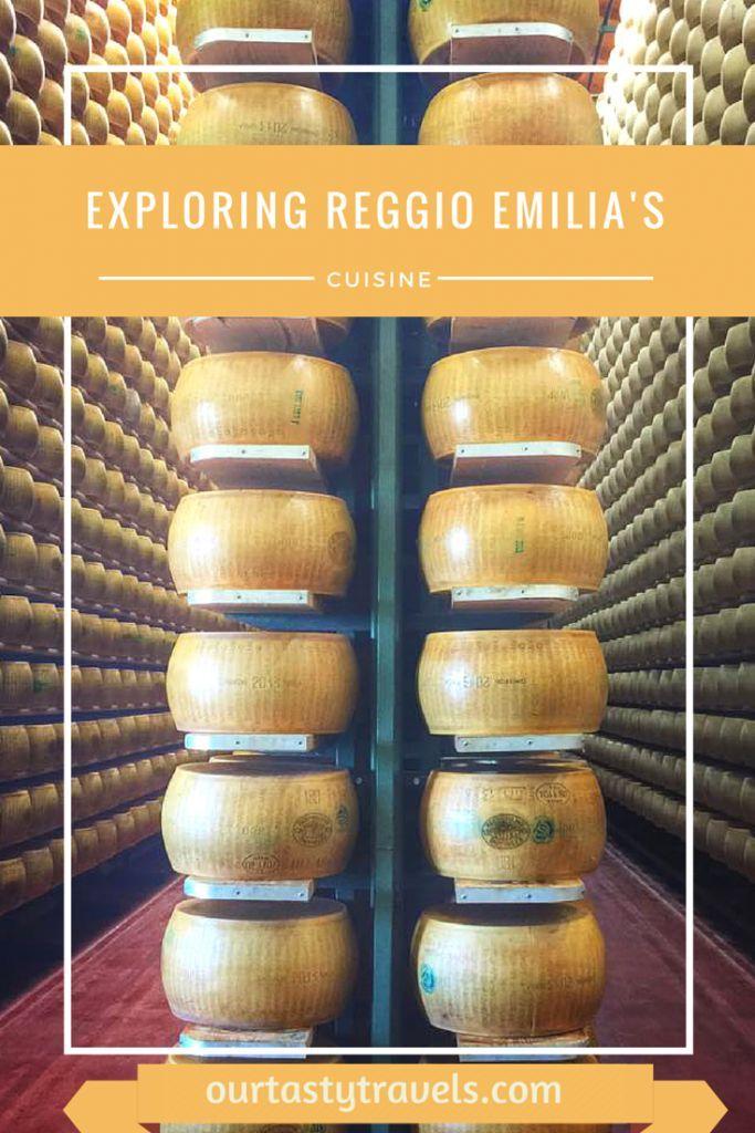 Exploring the cuisine of Reggio Emilia, Italy -- ourtastytravels.com