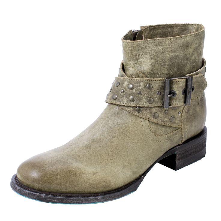 Lane Boots Women's Beltline Olive Cowboy Boots