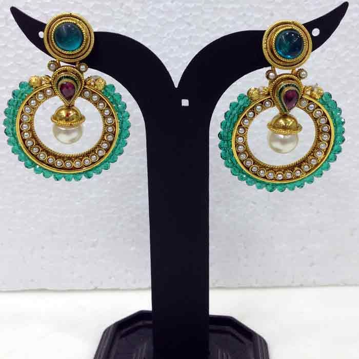 #Polki #Fashion #Earrings New Arrivals at Imitation Jewellery Online. Visit Website www.imitationjewelleryonline.com to check out all the products. Message me here or email me at contact@imitationjewelleryonline.com for wholesale inquiry.