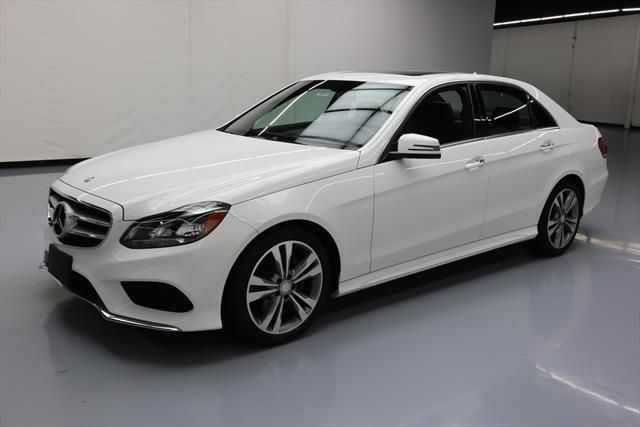 Cool Amazing 2014 Mercedes Benz E Class Base Sedan 4 Door 2014