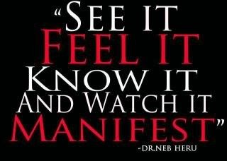 I am seeing it, feeling it and know it is manifesting already :)