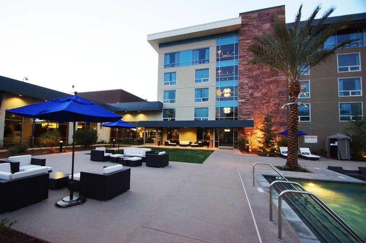 Viejas Hotel