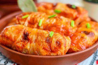 Голубцы из пекинской капусты. Вкусные, ароматные и красивые