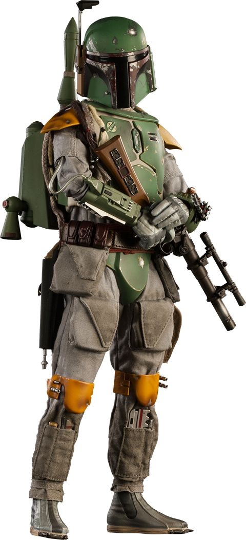 Boba Fett Sixth Scale Figure                                                                                                                                                                                 More