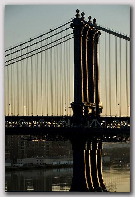 Manhattan Bridge, Nueva York
