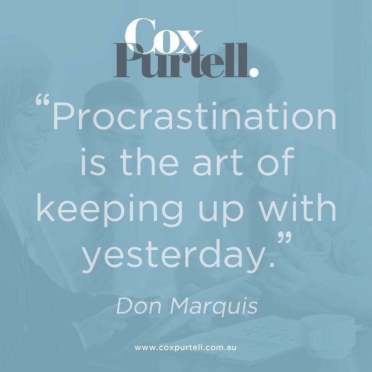 Don Marquis Quote - Cox Purtell Recruitment