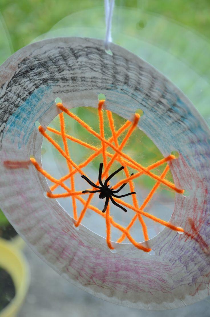 halloween kid crafts for school