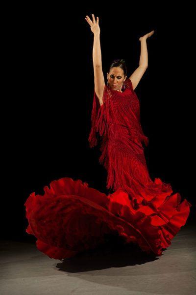 Sewing a Bata de Cola - How to Make the Underside Ruffles - Flamenco Dressmaking
