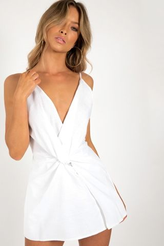 NIGHTS WITH YOU PLAYSUIT - Dissh