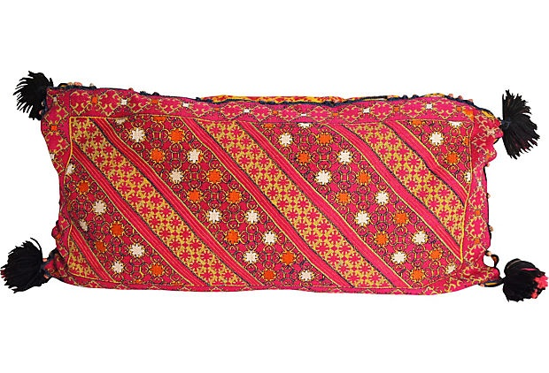 Embroidered Swati Pillow IIIPillows Iii, Embroidered Swati, Products, Pillows Crazy, Swati Pillows