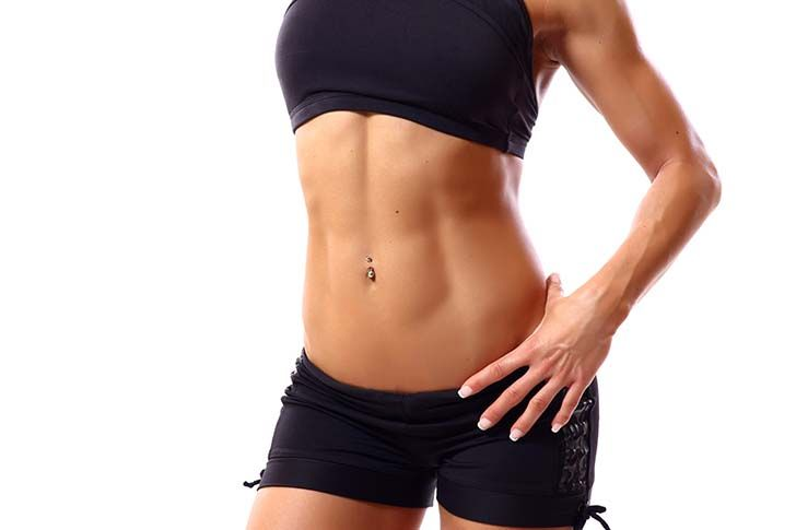 The best Ab Workouts for Women: Get six pack abs in weeks