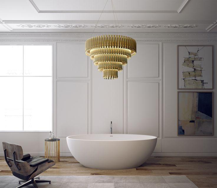 Interior design inspirations for the bathroom.