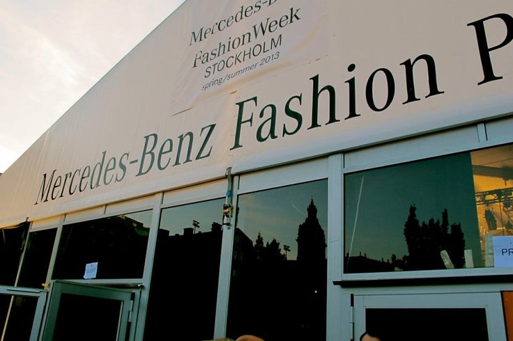 Mercedes-Benz Fashion Pavilion