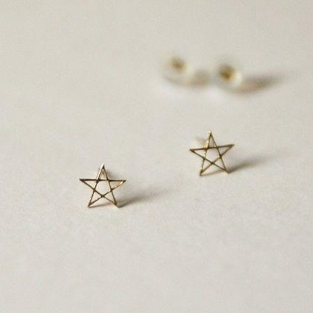 ALANDlight star earring