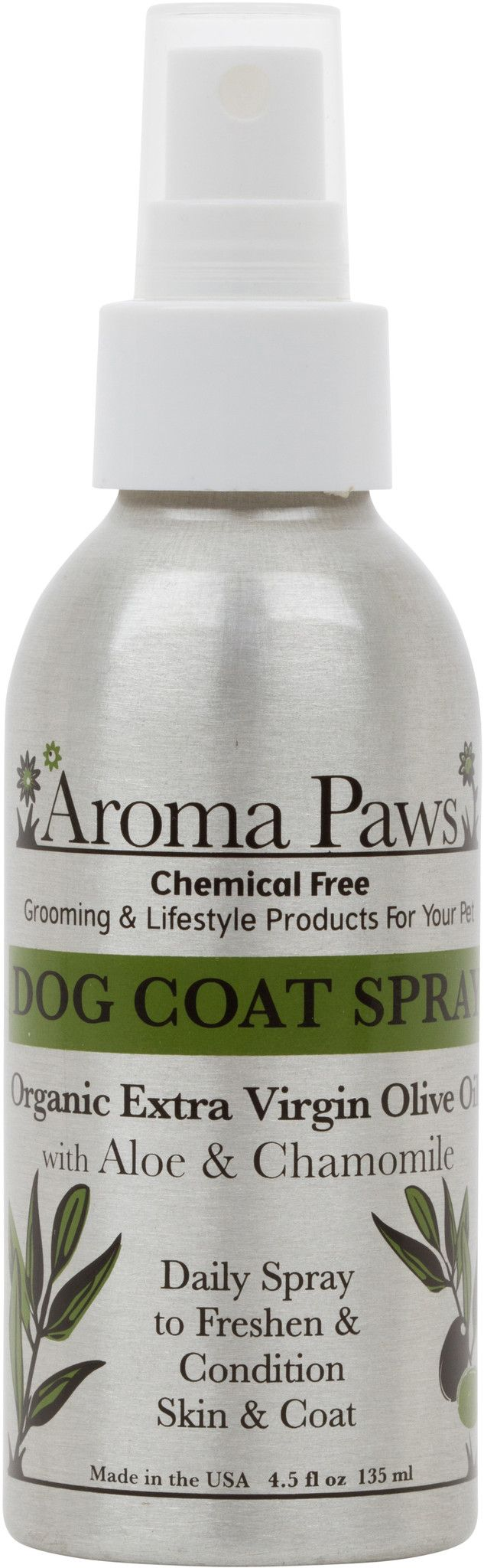 A best seller- the Olive Oil Dry Dog Shampoo