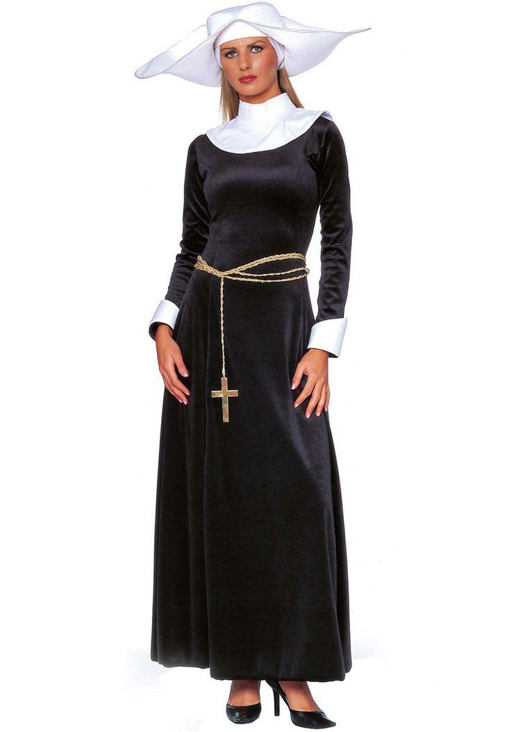 Deluxe+Nun+Costume,+Good+Habit+Nun+Costume+-+Occupations+Costumes+at+Escapade™+UK+-+Escapade+Fancy+Dress+on+Twitter:+@Escapade_UK