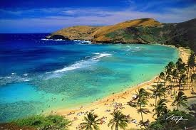 Hanauma Bay, Oahu, Hawaii. Awesome snorkeling!