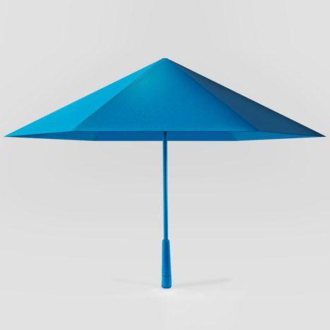 Классный зонт   оригами