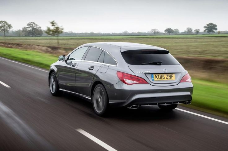 The Cla Shooting Brake Shares The Same A Class Platform Shooting Brake Mercedes Benz Mercedes