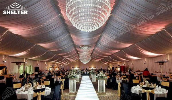 SHELTER Outdoor Wedding Marquee - Wedding Tent - Large Party Marquee for Sale