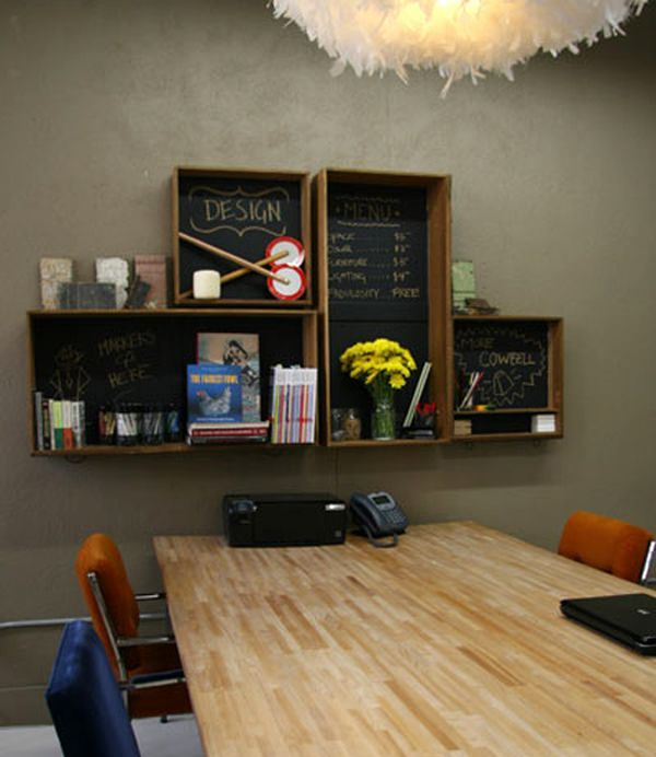 15 New Uses For Chalkboard Paint
