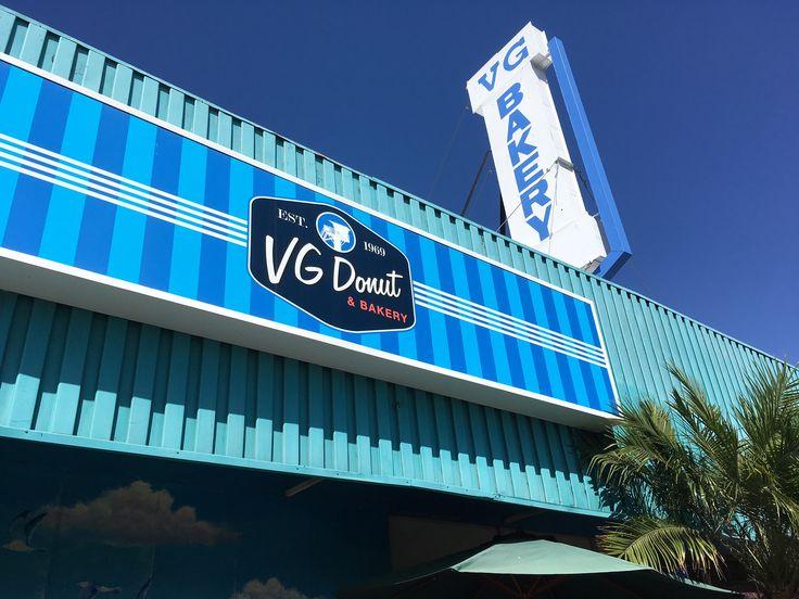 Around 1010   VG Donut & Bakery