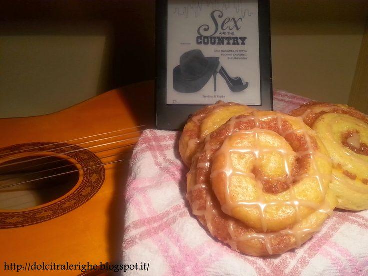 Dolci tra le righe: Sex and the Country di Ree Drummond con Rotolini alla cannella. La ricetta originale dei Cinnamon Rolls la trovate quì ---> http://dolcitralerighe.blogspot.it/2014/03/sex-and-country-di-ree-drummond-con.html