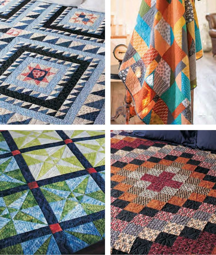 49 best Themed Quilts images on Pinterest   Block quilt, Castle ... : quilting for dummies free ebook - Adamdwight.com