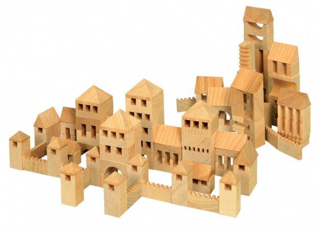 Amato Oltre 25 fantastiche idee su Giocattoli di legno su Pinterest  JD34