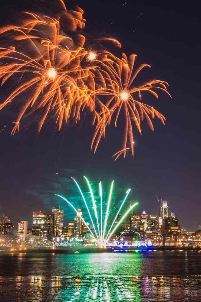 How To Ring In 2020 At Philadelphia S New Year S Eve Celebrations New Years Eve New Years Eve Fireworks New Year S Eve Celebrations