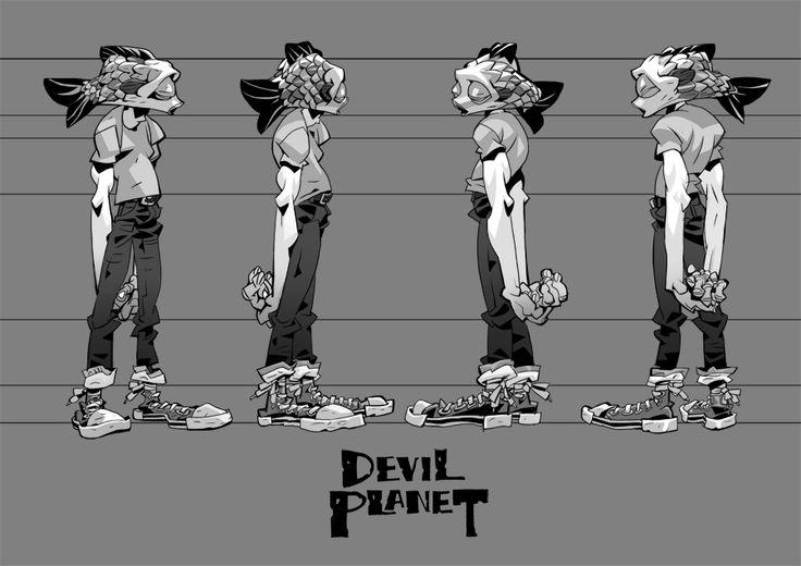 Devil Planet MEME. Kang MinJung. Kang Goon. Character Design. Korean artist. Devil Planet. facebook.com/naphe4 tumblr.com/blog/kangminjungart behance.net/kangminjung