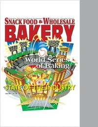 Snack Food and Wholesale Bakery magazine is leading the charge as the information source for Volume Bakery, serving owners, executives, engineers, purchasers and sales people for manufacturers and processors.