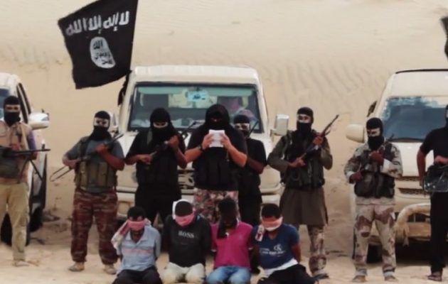 Ψησταριά-Ταβέρνα.Τσαγκάρικο.: Το Ισλαμικό Κράτος κάλεσε τους τζιχαντιστές να σφά...