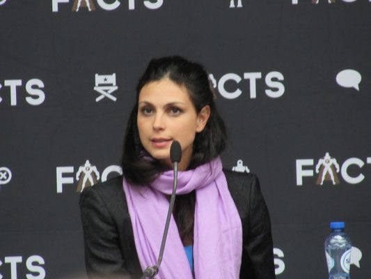 FACTS convention Spring edition 2017! Morena Baccarin (Homeland, Firefly, Gotham)