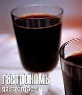 Кофейно-шоколадный глинтвейн, пошаговый рецепт с фото