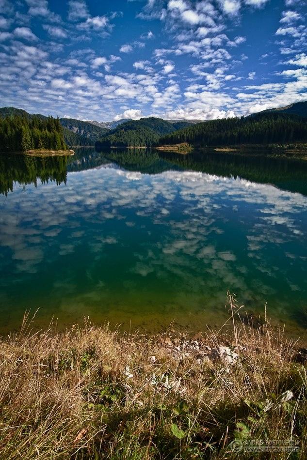 ~Bolboci Lake in Bucegi Mounains ~