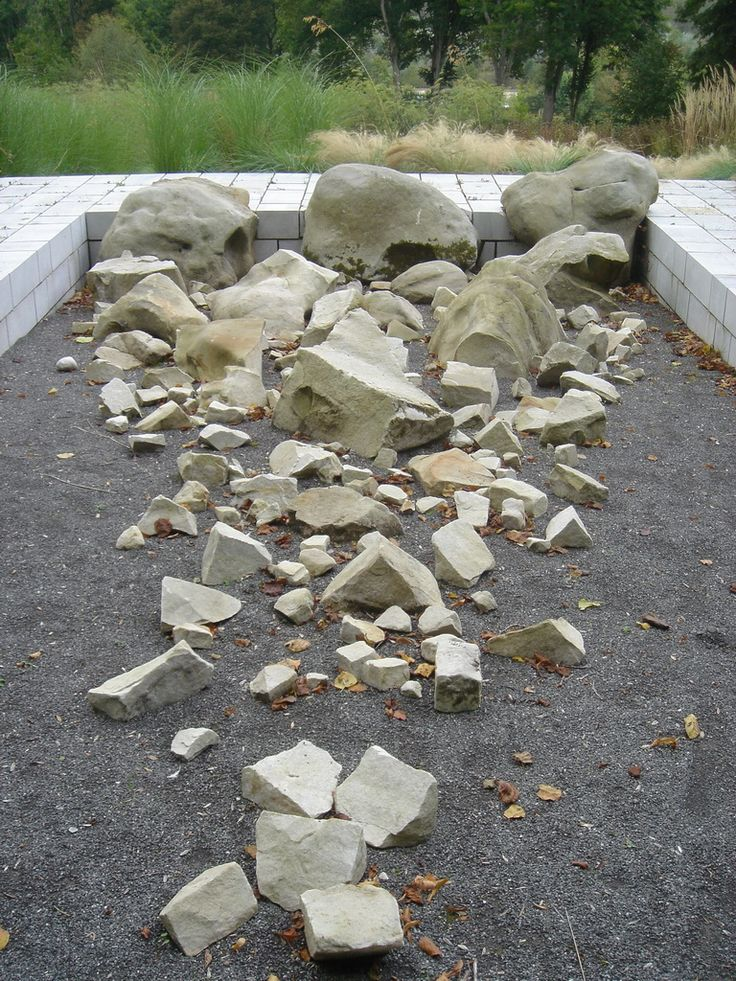 Jardins de Valloires, Lamarck garden, 2003