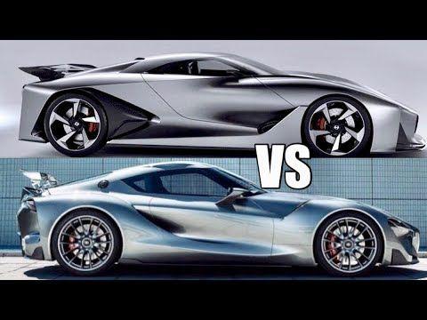 2019 Toyota Supra Vs Nissan Gtr Skyline R36 Who S The Legend