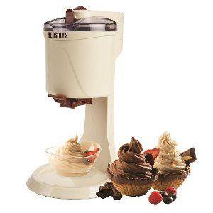 Hershey's Soft Serve Ice Cream Machine
