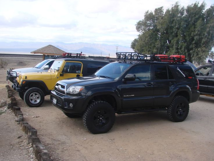 Looking for a Safari Rack - Toyota 4Runner Forum - Largest ...