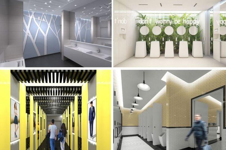 Prace remontowe w istniejącej części centrum Wola Park w Warszawie dobiegły końca. To jednak nie koniec zmian, bo inwestor planuje jeszcze remont toalet. Pięć biur architektonicznych zaproszono do konkursu na ich projekt.