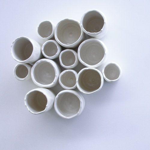 Fluid Ceramic Tableware (Ceramica Fluida da Tavola), Arago Design