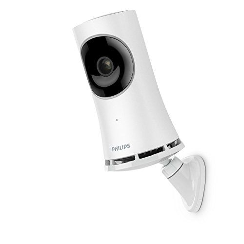 For Sale TWIN PACK  Philips InSight M120E/10 Wireless HD Home Security Monitor with Wide Angle and Night Vision for Smartphones and Tablets On Line
