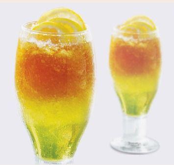 Pizza Hut Hong Kong - Green Apple Lemon Tea